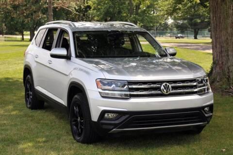 2018 Volkswagen Atlas for sale at Auto House Superstore in Terre Haute IN