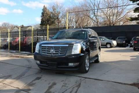 2010 Cadillac Escalade for sale at F & M AUTO SALES in Detroit MI