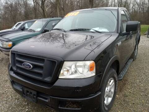 2005 Ford F-150 for sale at Beechwood Motors in Somerville OH