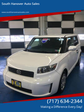 2010 Scion xB for sale at South Hanover Auto Sales in Hanover PA
