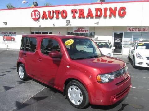 2011 Nissan cube for sale at LB Auto Trading in Orlando FL
