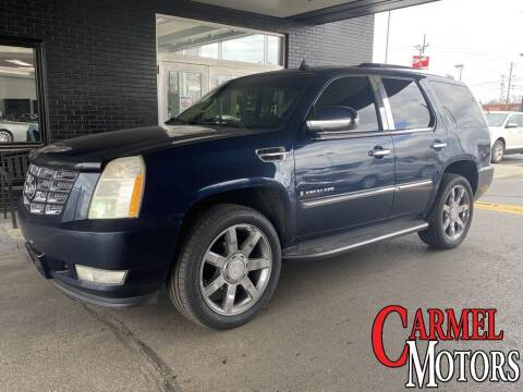 2007 Cadillac Escalade for sale at Carmel Motors in Indianapolis IN