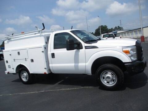 2011 Ford F-250 Super Duty for sale at GOWEN WHOLESALE AUTO in Lawrenceburg TN