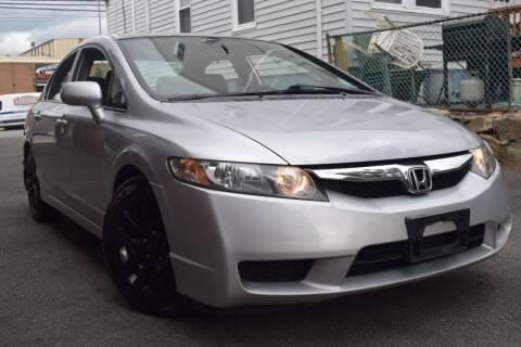 2009 Honda Civic for sale at VNC Inc in Paterson NJ