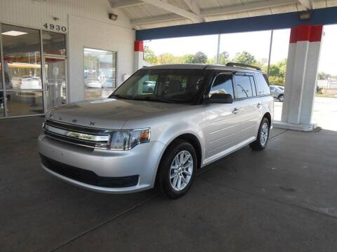 2014 Ford Flex for sale at Auto America in Charlotte NC