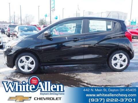 2021 Chevrolet Spark for sale at WHITE-ALLEN CHEVROLET in Dayton OH