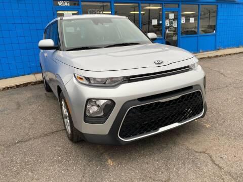 2020 Kia Soul for sale at M-97 Auto Dealer in Roseville MI