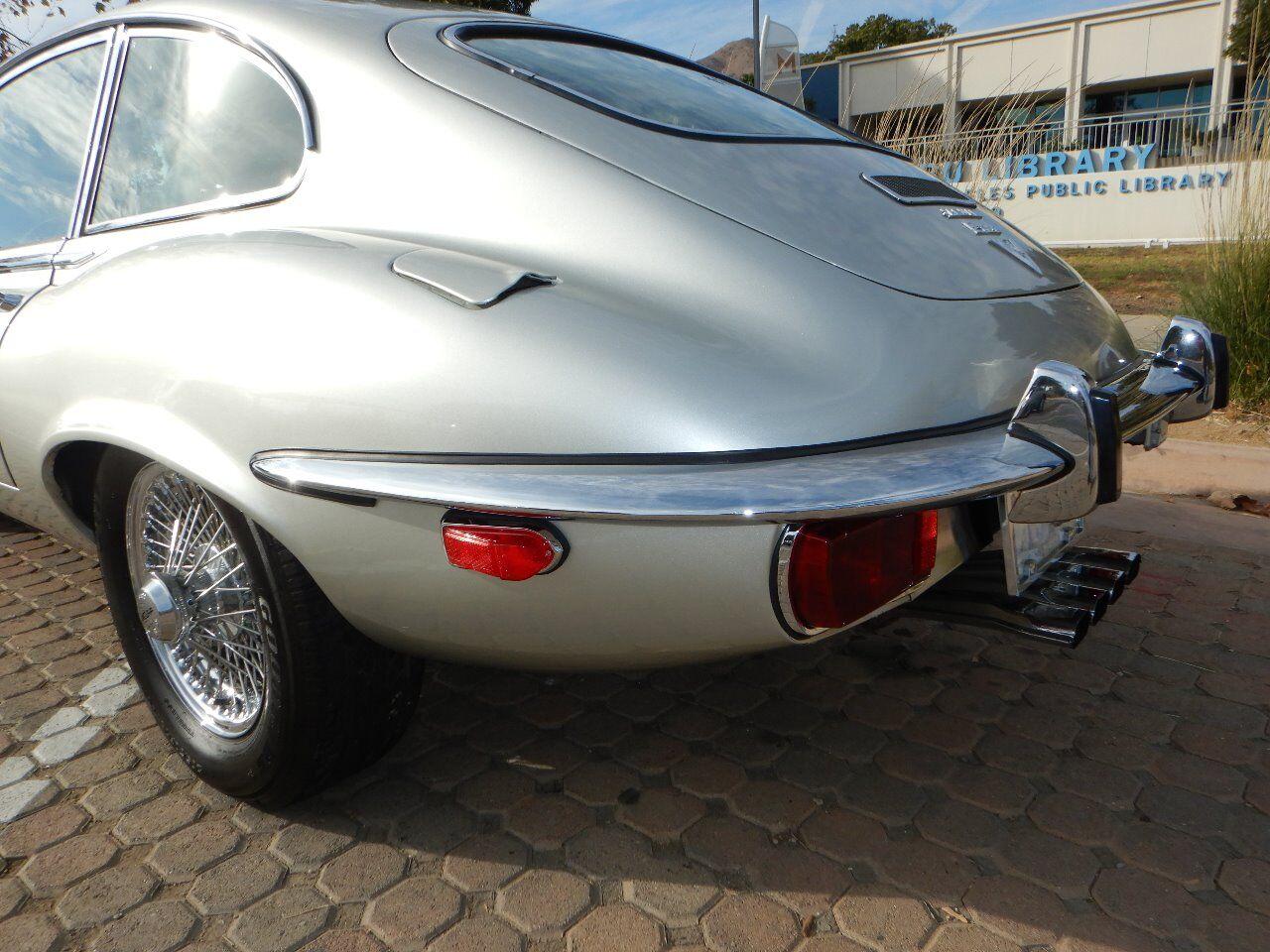 1973 Jaguar XKE 21