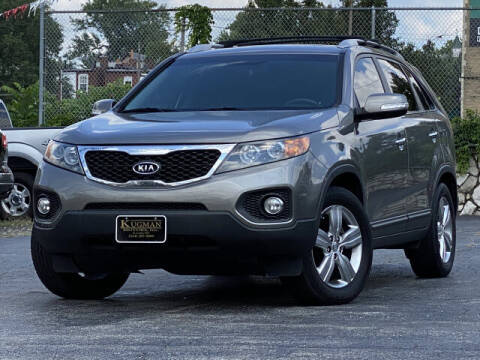 2013 Kia Sorento for sale at Kugman Motors in Saint Louis MO