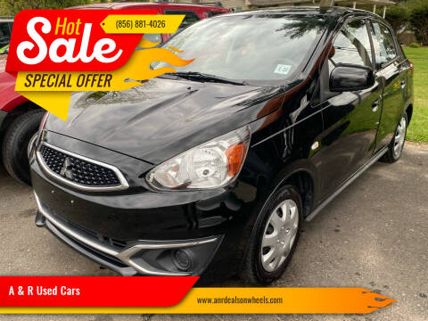 2017 Mitsubishi Mirage for sale at A & R Used Cars in Clayton NJ