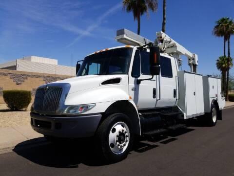 2005 International DuraStar 4300 for sale at SULLIVAN MOTOR COMPANY INC. in Mesa AZ