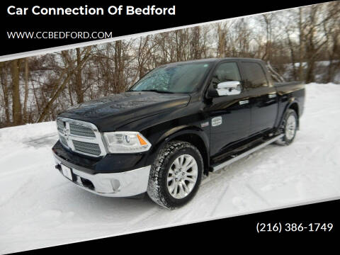 2013 RAM Ram Pickup 1500 for sale at Car Connection of Bedford in Bedford OH