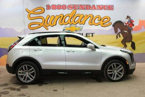 2019 Cadillac XT4 for sale at Sundance Chevrolet in Grand Ledge MI