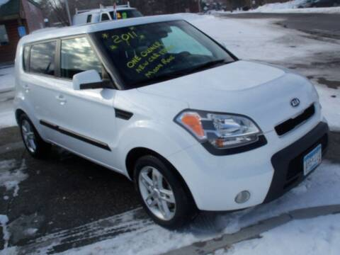 2011 Kia Soul for sale at Country Side Car Sales in Elk River MN