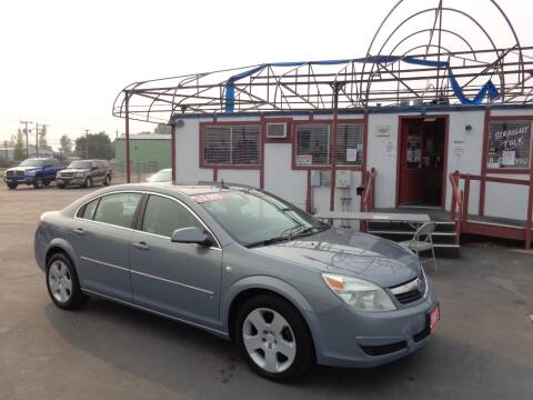 2007 Saturn Aura for sale at Jim's Cars by Priced-Rite Auto Sales in Missoula MT