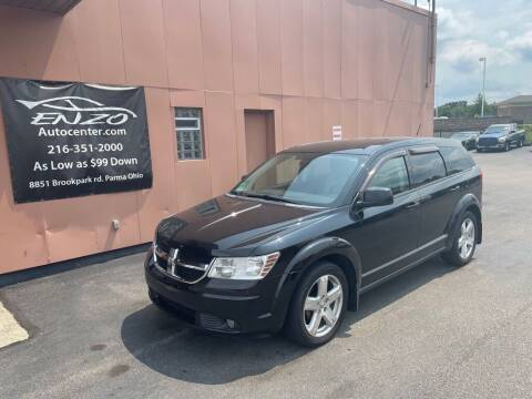 2009 Dodge Journey for sale at ENZO AUTO in Parma OH