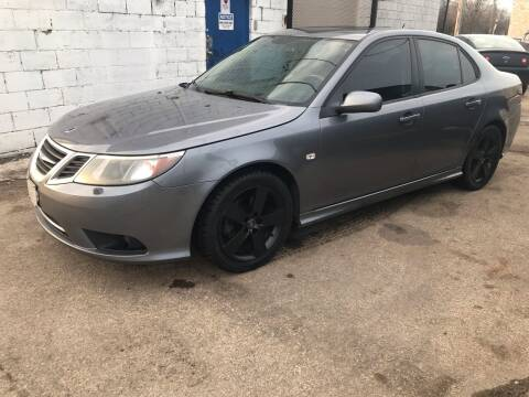 2008 Saab 9-3 for sale at Square Business Automotive in Milwaukee WI