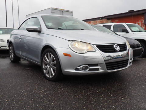 2009 Volkswagen Eos for sale at Sunrise Used Cars INC in Lindenhurst NY