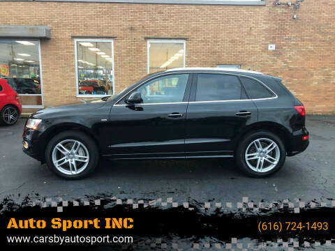2015 Audi Q5 for sale at Auto Sport INC in Grand Rapids MI