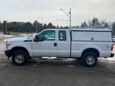 2015 Ford F-250 Super Duty for sale at Upstate Auto Sales Inc. in Pittstown NY