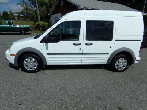 2013 Ford Transit Connect for sale at Trade Zone Auto Sales in Hampton NJ