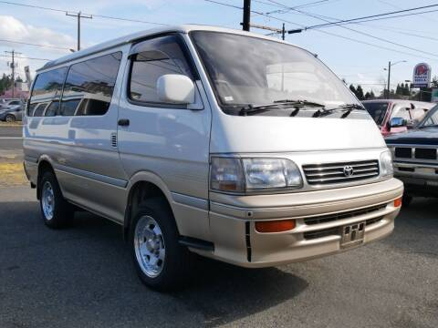 1993 Toyota Hiace for sale at JDM Car & Motorcycle LLC in Seattle WA