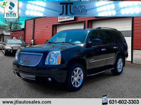 2012 GMC Yukon for sale at JTL Auto Inc in Selden NY