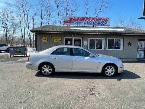 2006 Cadillac STS for sale at Johnson Car Company llc in Crown Point IN