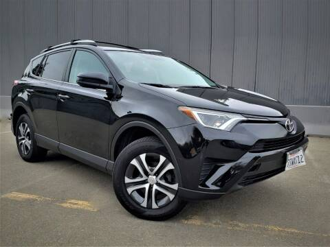 2016 Toyota RAV4 for sale at Planet Cars in Berkeley CA