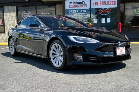 2018 Tesla Model S for sale at Michaels Auto Plaza in East Greenbush NY