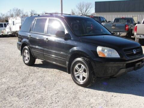 2005 Honda Pilot for sale at Frieling Auto Sales in Manhattan KS