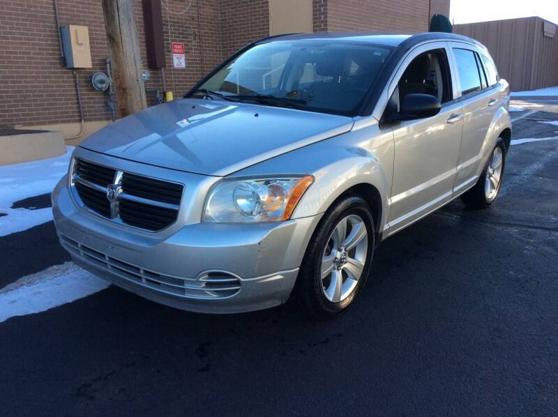 2010 Dodge Caliber for sale at AROUND THE WORLD AUTO SALES in Denver CO