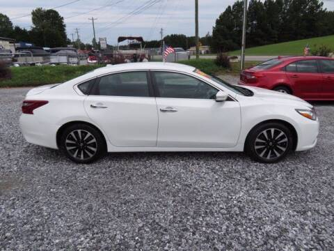 2018 Nissan Altima for sale at DICK BROOKS PRE-OWNED in Lyman SC