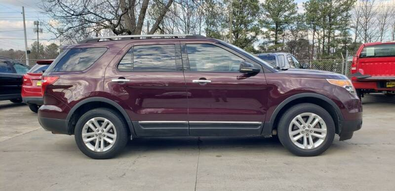 2011 Ford Explorer for sale at On The Road Again Auto Sales in Doraville GA