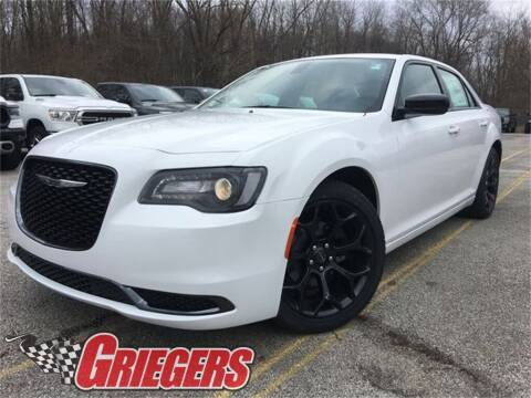 2019 Chrysler 300 for sale at GRIEGER'S MOTOR SALES CHRYSLER DODGE JEEP RAM in Valparaiso IN