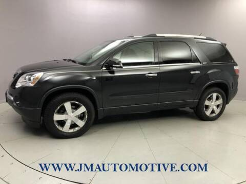2012 GMC Acadia for sale at J & M Automotive in Naugatuck CT