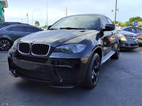 2013 BMW X6 for sale at Start Auto Liquidation Center in Miramar FL