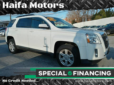 2015 GMC Terrain for sale at Haifa Motors in Philadelphia PA
