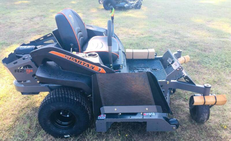 2020 RZ      54 BRIGGS     25HP for sale at Westside Auto Sales - Spartan Mowers in New Boston TX