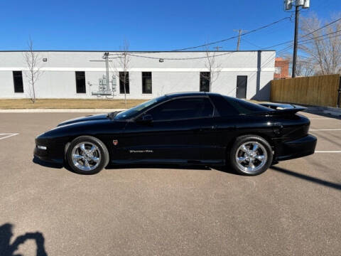 1997 Pontiac Firebird for sale at LDT MOTORS in Amarillo TX