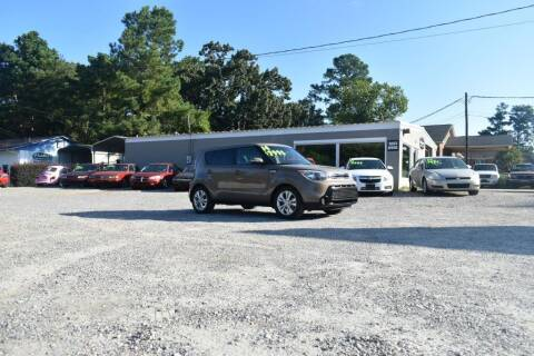 2014 Kia Soul for sale at Barrett Auto Sales in North Augusta SC