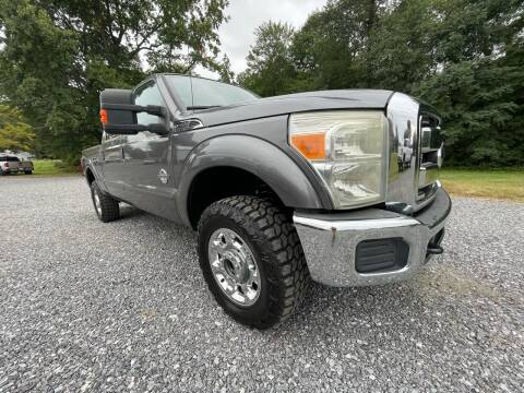 2011 Ford F-250 Super Duty for sale at Priority One Auto Sales - Priority One Diesel Source in Stokesdale NC