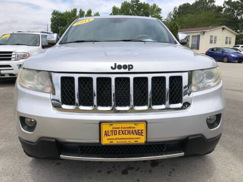 2011 Jeep Grand Cherokee for sale at Greenville Motor Company in Greenville NC