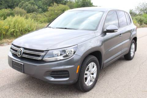 2012 Volkswagen Tiguan for sale at Imotobank in Walpole MA