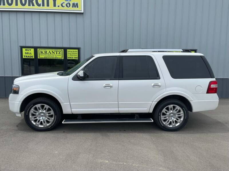 2014 Ford Expedition for sale at Krantz Motor City in Watertown SD