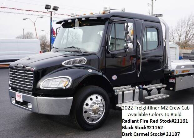2022 Freightliner M2 Crew Cab for sale at Rick's Truck and Equipment in Kenton OH