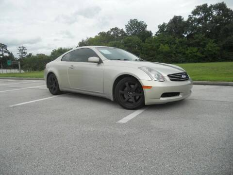 2005 Infiniti G35 for sale at Z Motors in Chattanooga TN
