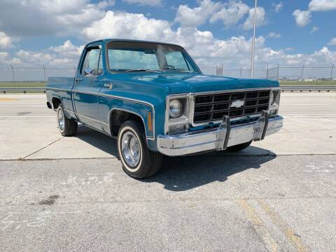 1979 Chevrolet C/K 10 Series for sale at Vintage Point Corp in Miami FL