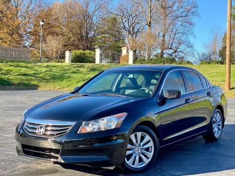 2012 Honda Accord for sale at Sebar Inc. in Greensboro NC