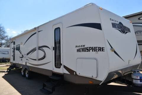2010 Forest River Salem Hemisphere 29RLSS for sale at Buy Here Pay Here RV in Burleson TX